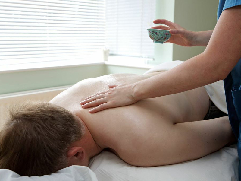 Sports massage from Sage Therapies