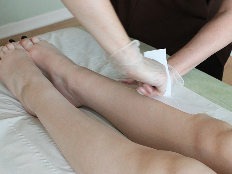 Waxing from Sage Therapies